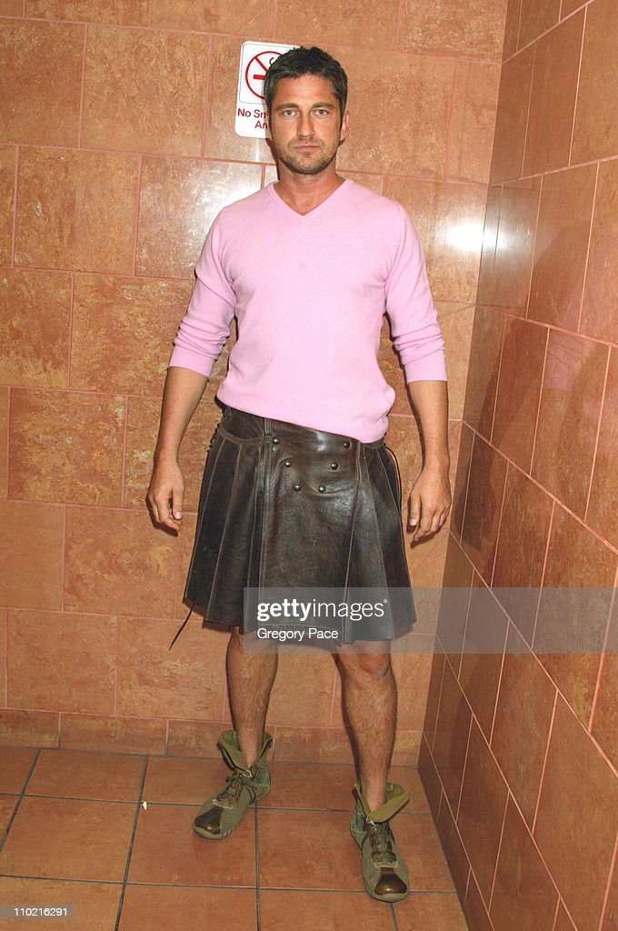 """""""Dressed to Kilt"""" - A Scottish Evening of Fashion and Fun - Arrivals and Backstage : Nieuwsfoto's"""
