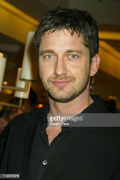 Gerard Butler during Unveiling of The Phantom of the Opera Themed Holiday Windows at Bloomingdales at Bloomingdales in New York City New York United...