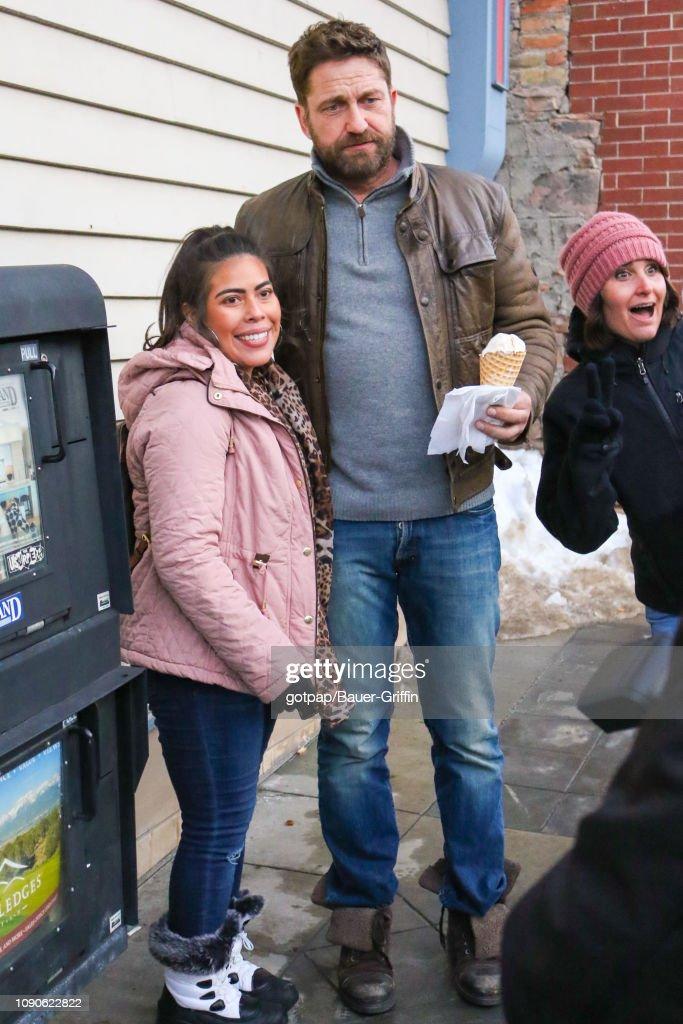 Celebrity Sightings In Park City - January 27, 2019 : News Photo