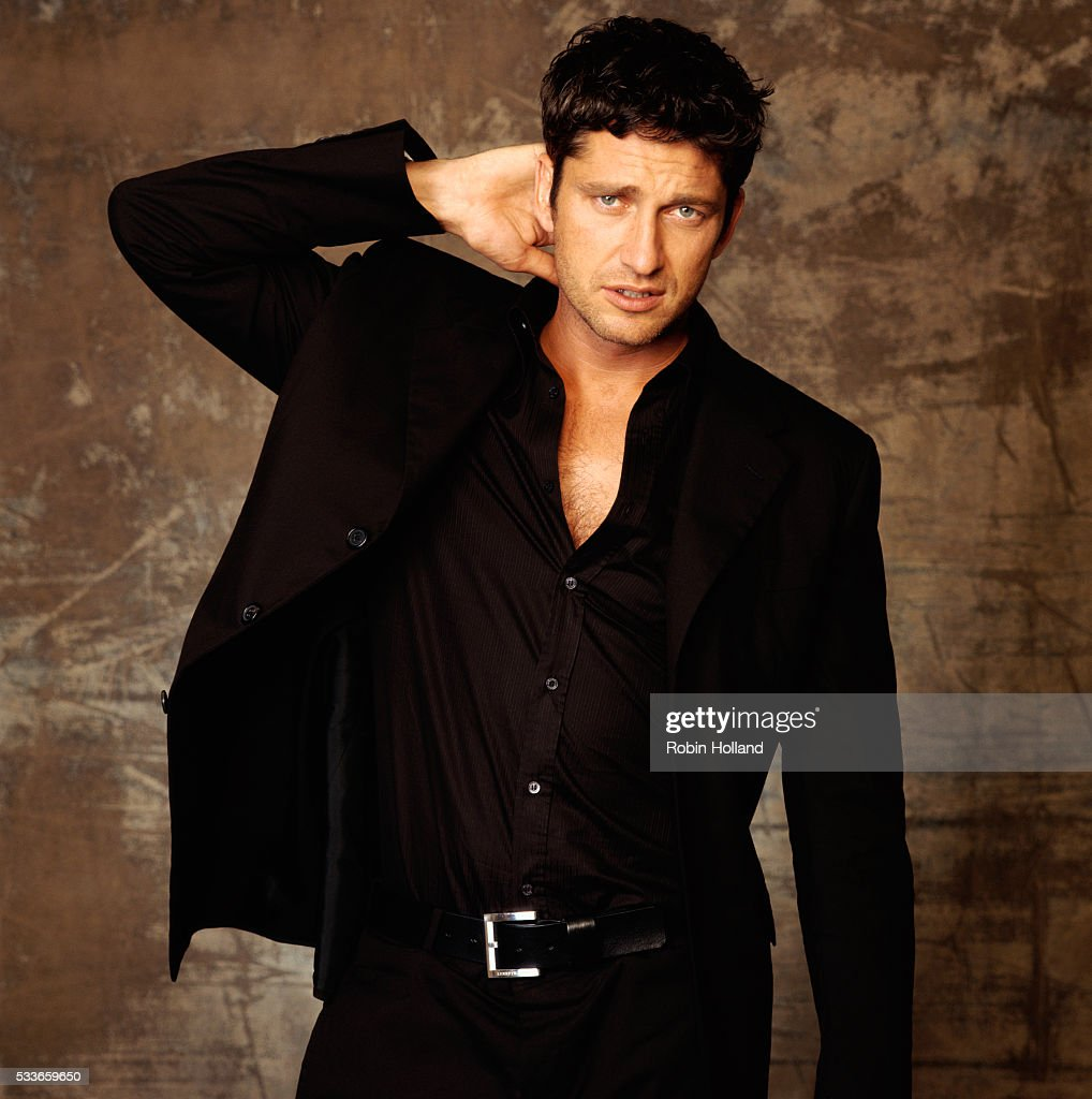 Gerard Butler : News Photo