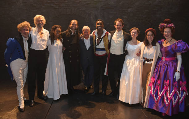 """GBR: """"Les Miserables"""" Reopens In The West End"""