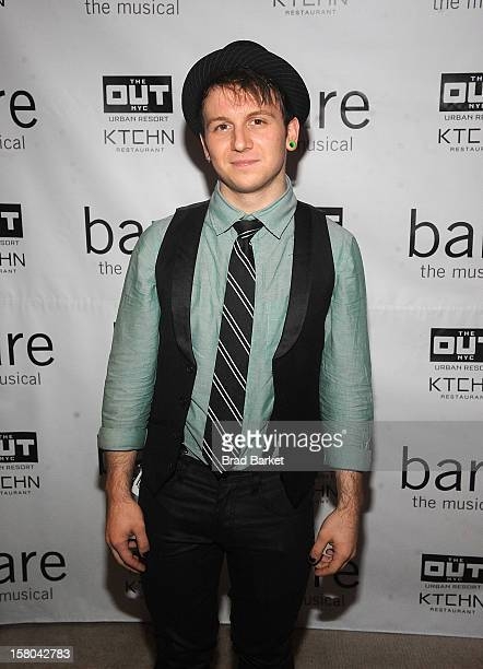 Gerard Cononico attends BARE The Musical Opening Night After Party at Out Hotel on December 9 2012 in New York City