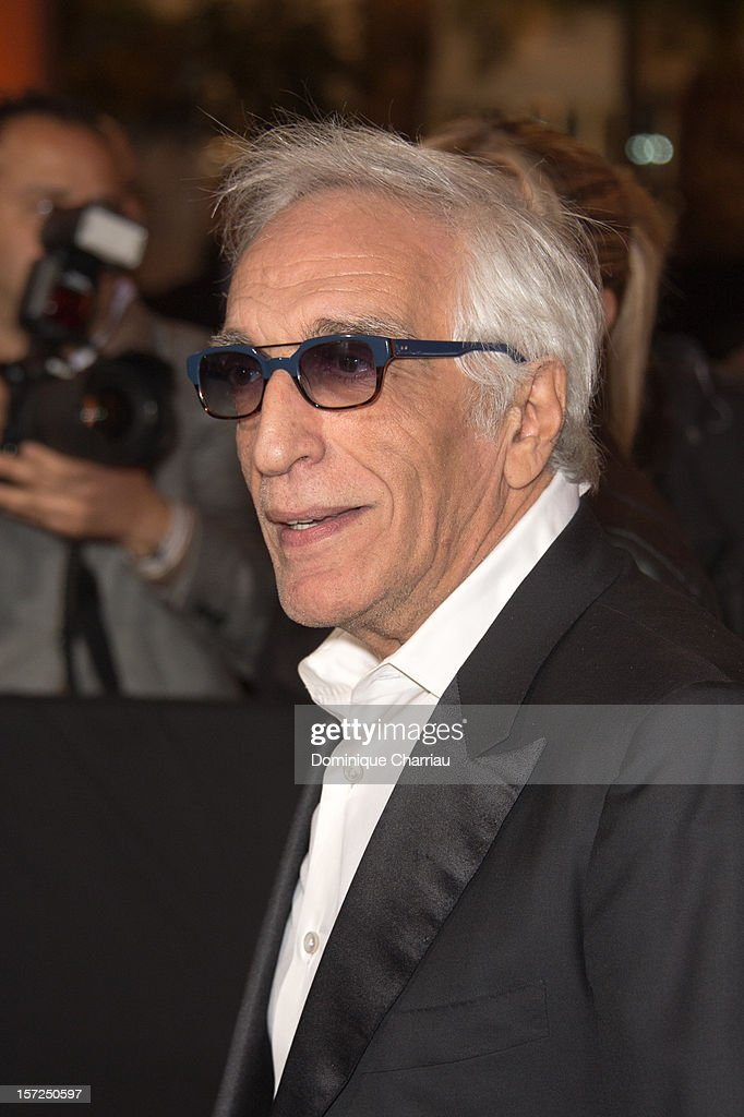 Gerard Darmon attends the 'Touch Of The Light' Opening Film of the 12th Marrakech International Film Festival on November 30, 2012 in Marrakech, Morocco.