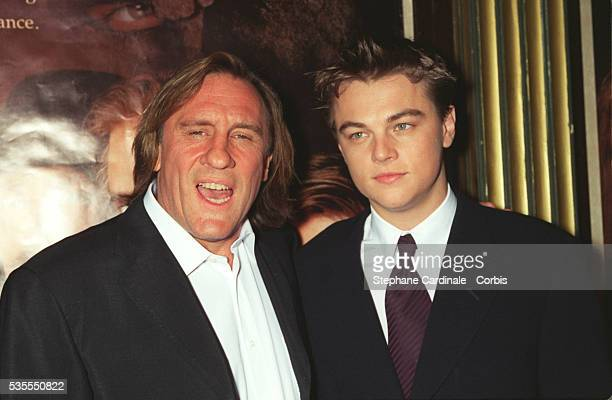 ¿Cuánto mide Gerard Depardieu? - Altura - Real height Gerard-depardieu-and-leonardo-di-caprio-picture-id535550822?s=612x612