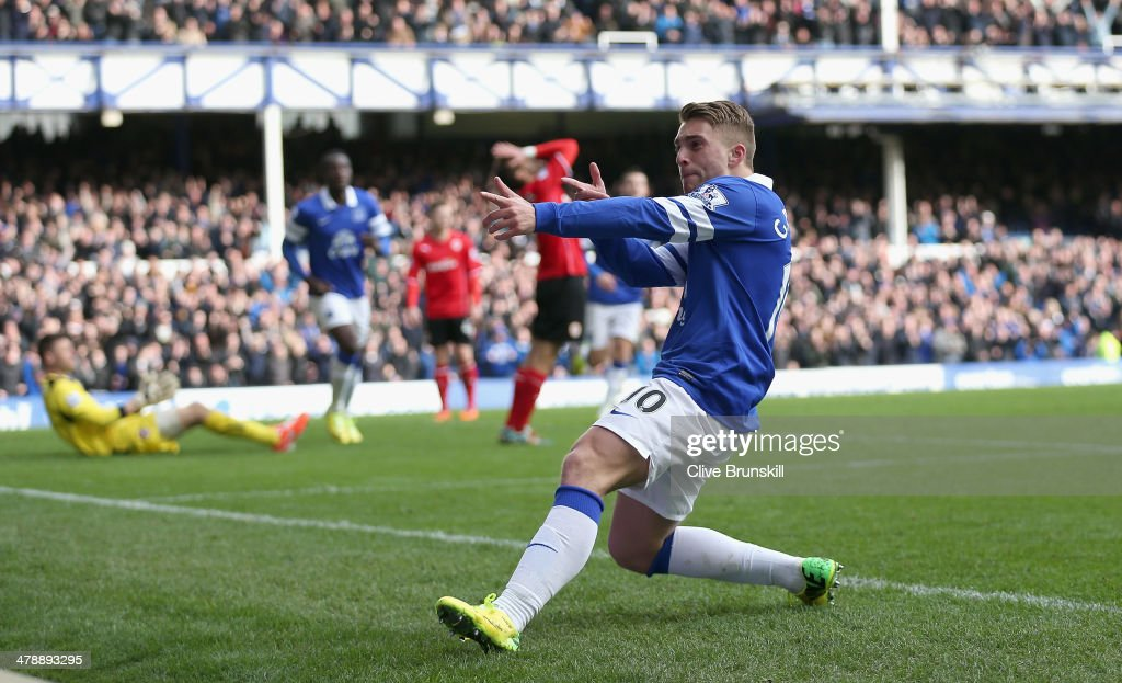 Everton v Cardiff City - Premier League