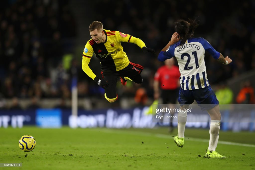 Brighton & Hove Albion v Watford FC - Premier League : News Photo