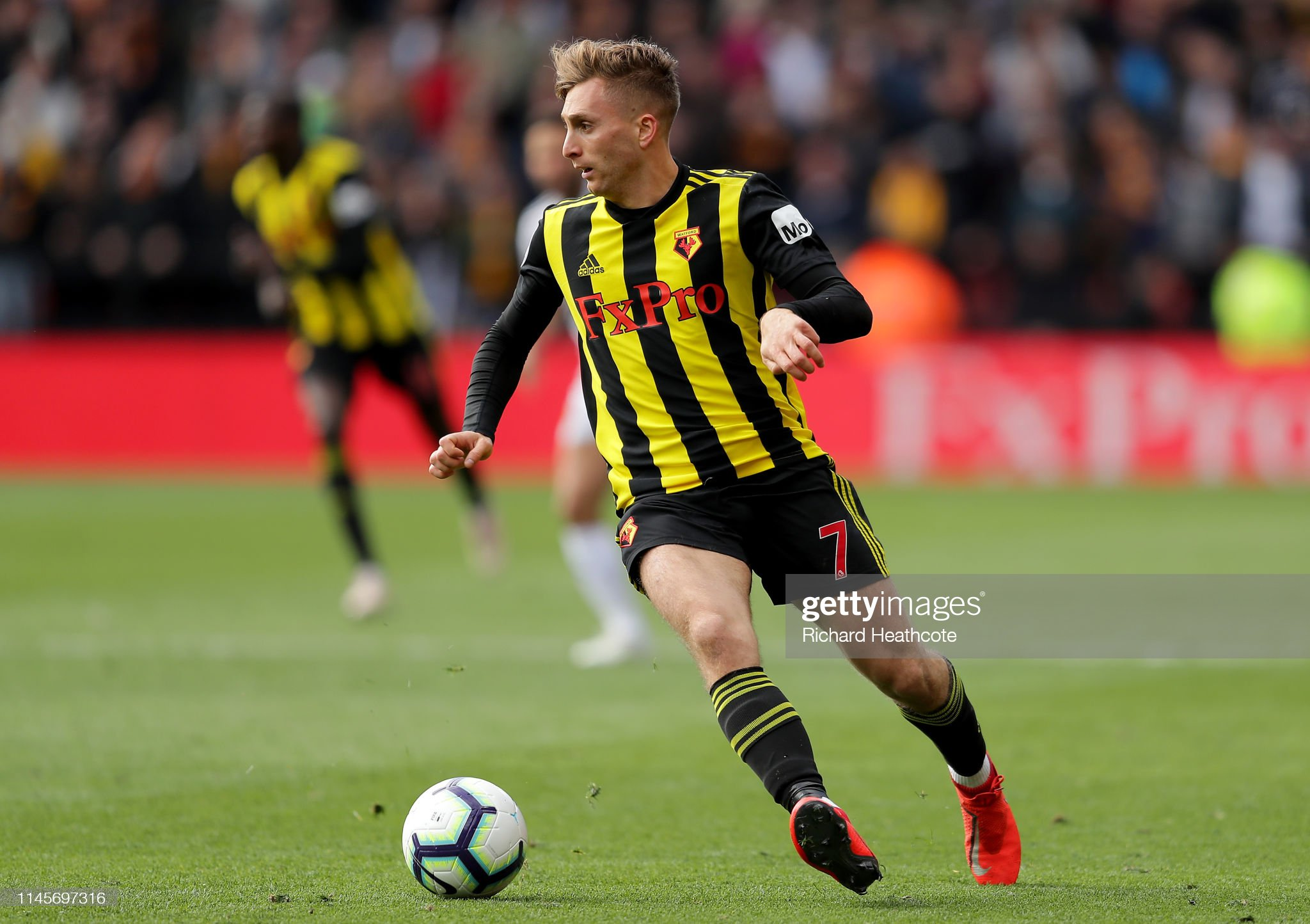 Watford FC v Wolverhampton Wanderers - Premier League : News Photo