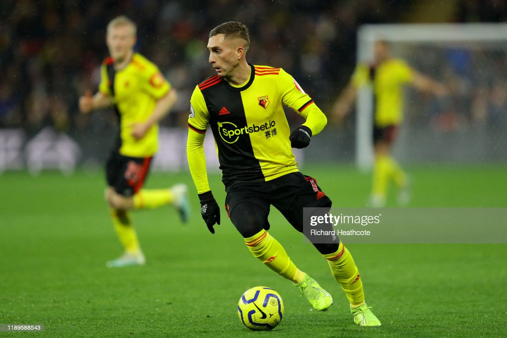 Watford FC v Burnley FC - Premier League : News Photo