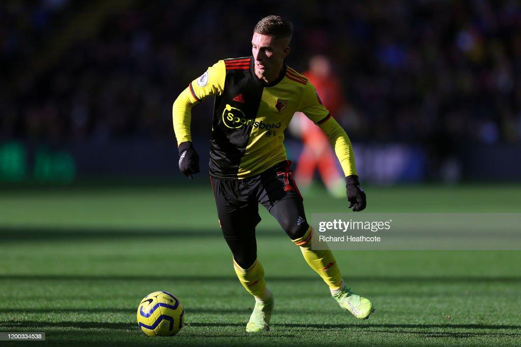 Watford FC v Tottenham Hotspur - Premier League : News Photo