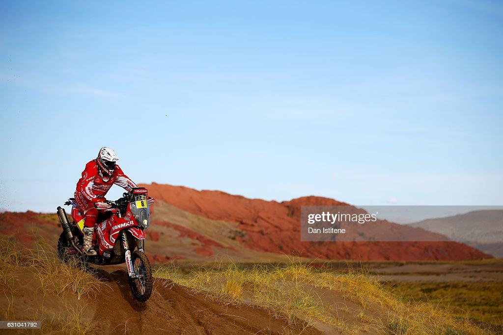 2017 Dakar Rally - Day Four