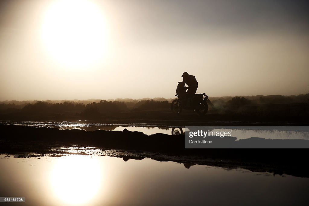 2017 Dakar Rally - Day Eight