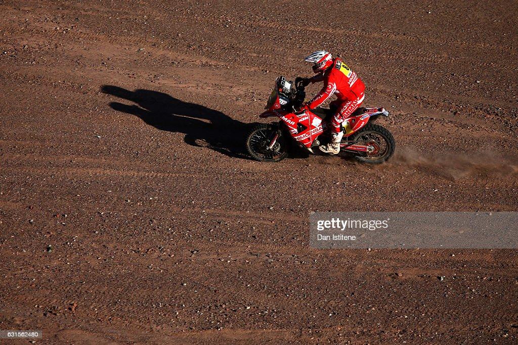 2017 Dakar Rally - Day Nine
