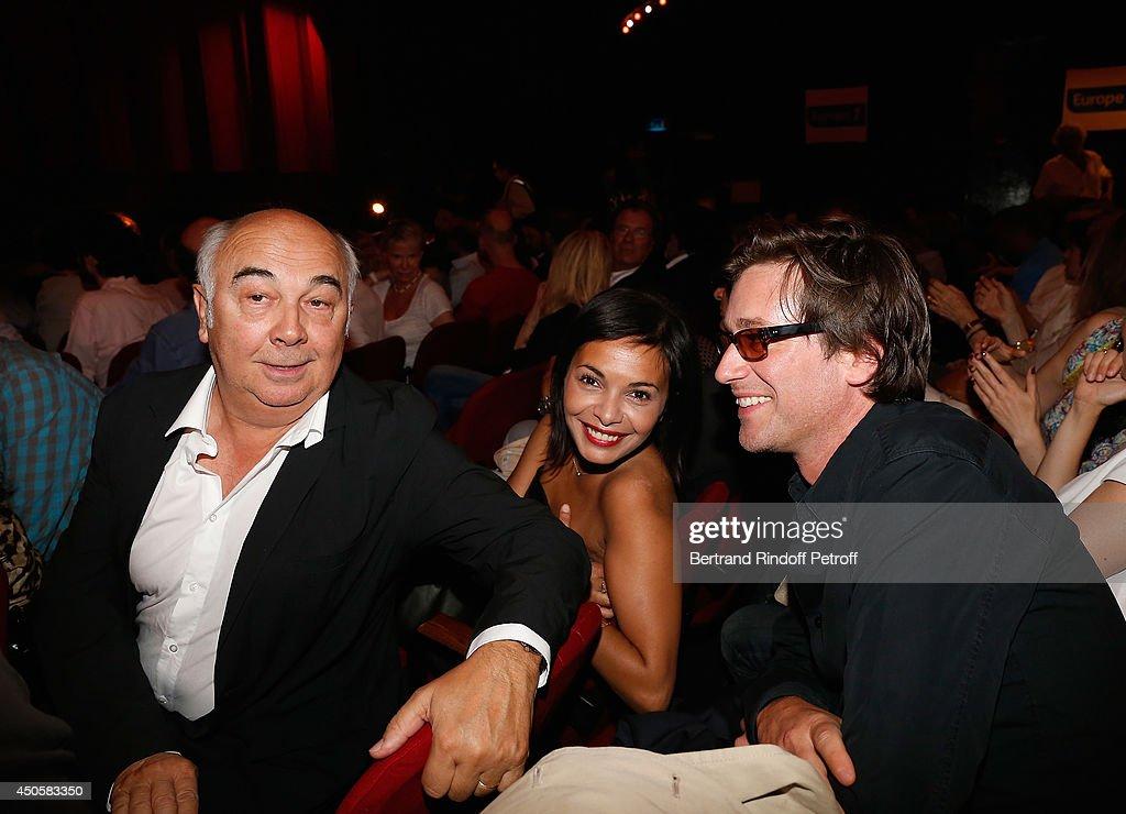 'Le Vendredi 13 De Pierre Richard' : One Man Show At L'Olympia In Paris