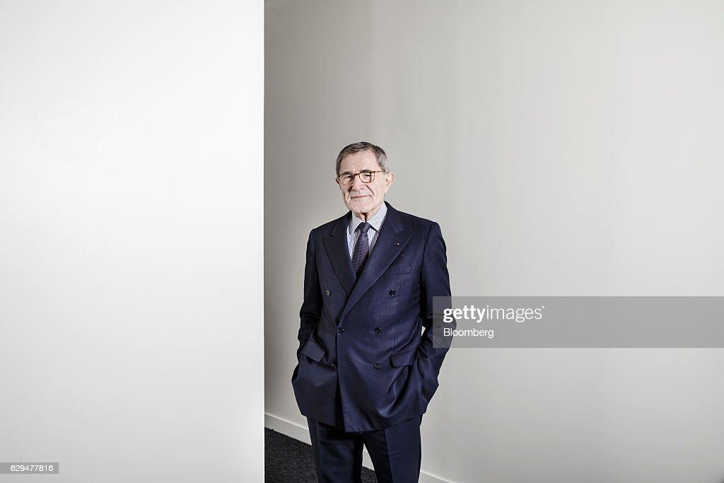 Chairman Of Paris Europlace Gerard Mestrallet Promotes Paris As Financial Hub