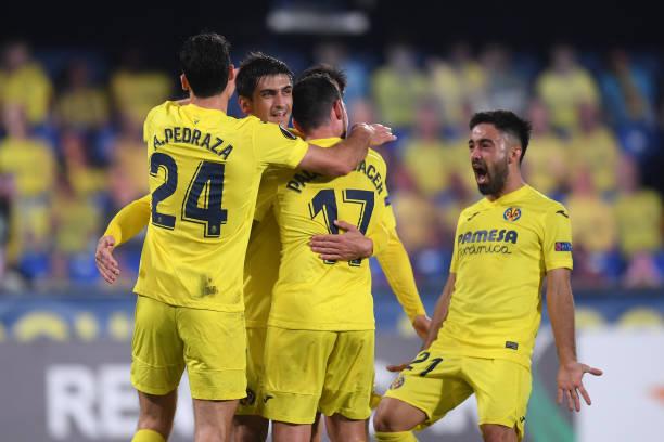 ESP: Villarreal CF v RB Salzburg  - UEFA Europa League Round Of 32 Leg Two