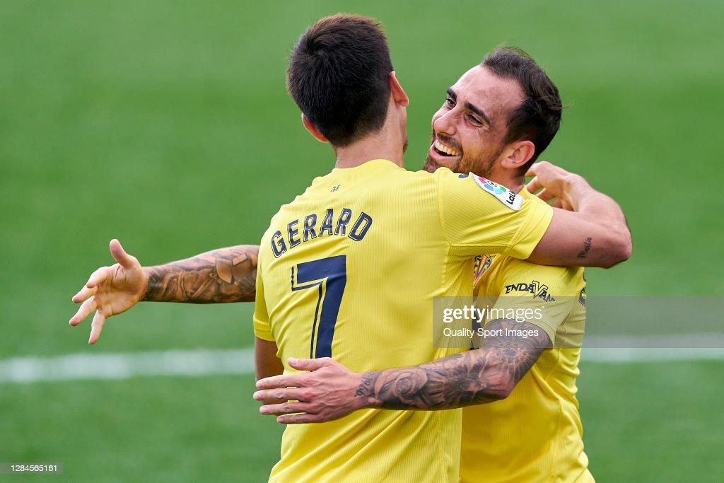 Getafe CF v Villarreal CF - La Liga Santander : News Photo