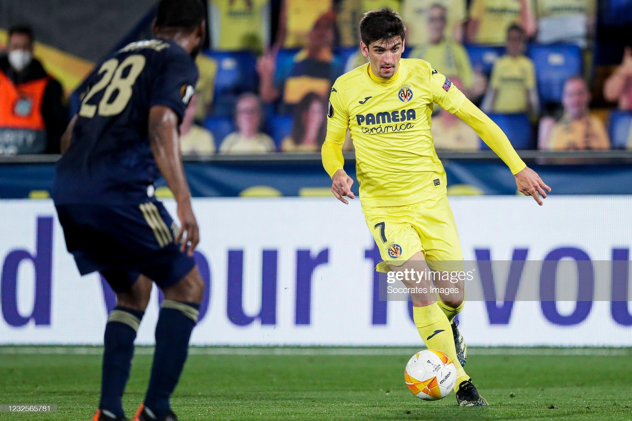 Villarreal v Dinamo Zagreb - UEFA Europa League : News Photo