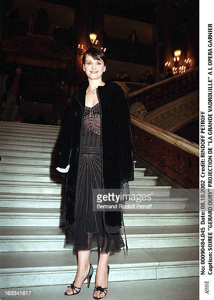 'Gerard Oury' film screening of 'La Grande Vadrouille' at the Garnier opera