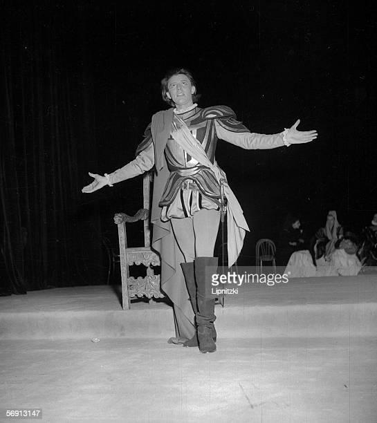 Gerard Philipe in The Cid of Corneille Festival of Suresnes TNP November 1951 LIP160012013
