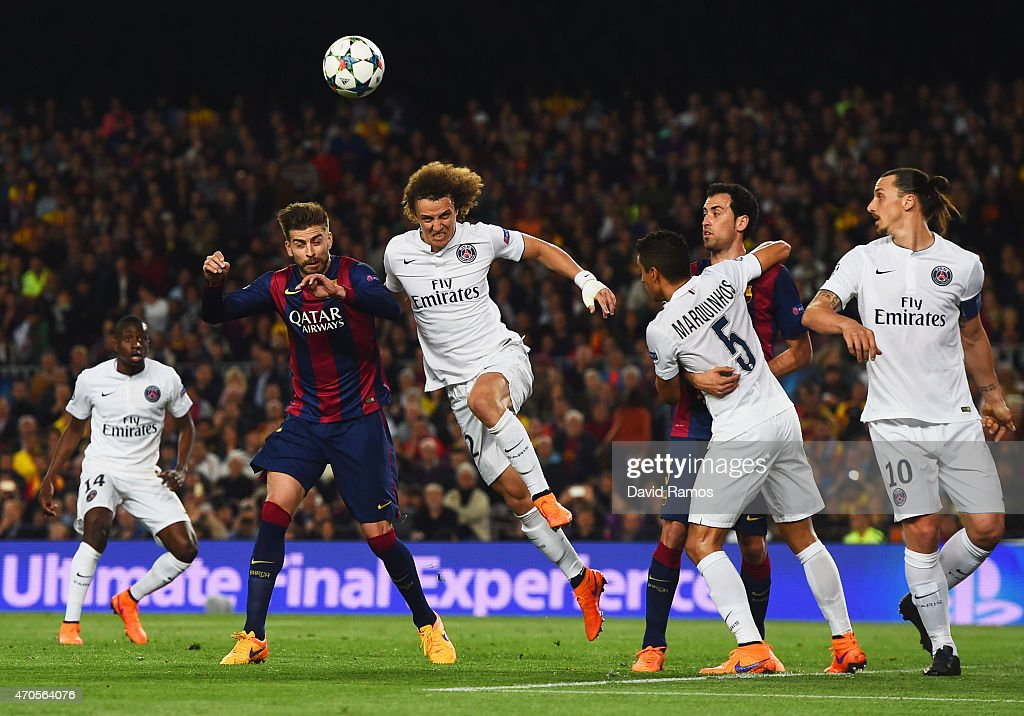 FC Barcelona v Paris Saint-Germain - UEFA Champions League Quarter Final: Second Leg : News Photo