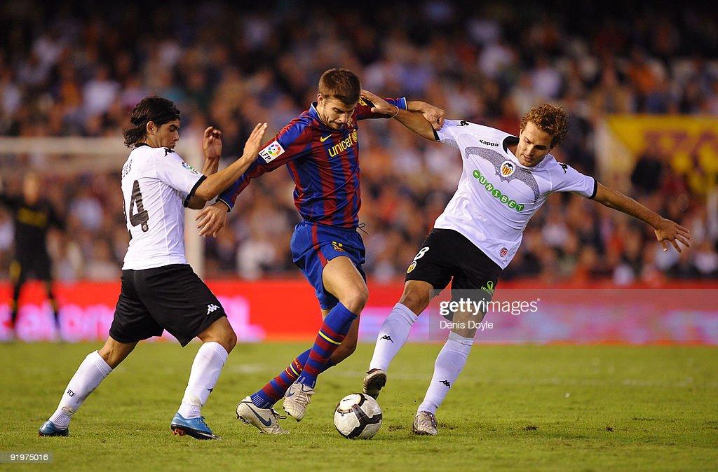 Valencia v Barcelona - La Liga