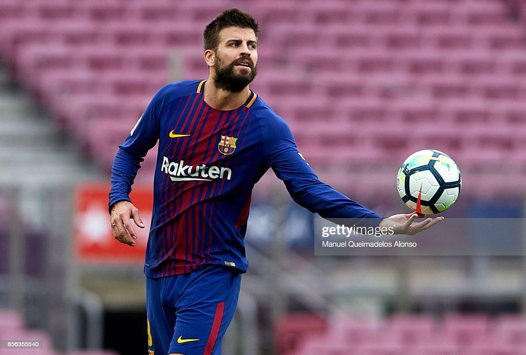 Barcelona v Las Palmas - La Liga : News Photo