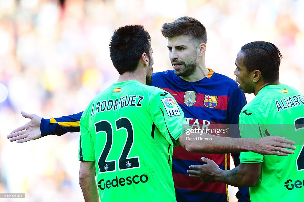 FC Barcelona v Getafe CF - La Liga : News Photo