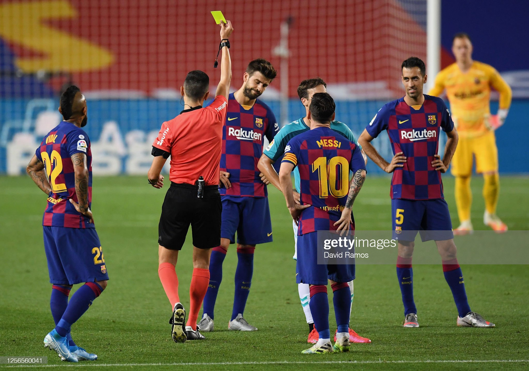 FC Barcelona v CA Osasuna  - La Liga : Nachrichtenfoto