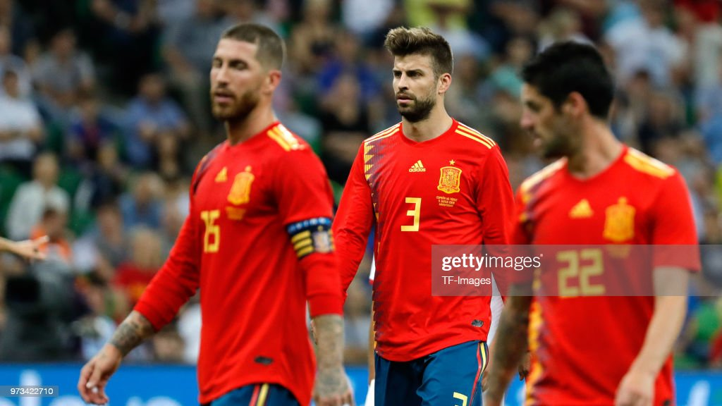 Spain v Tunisia - International Friendly : News Photo