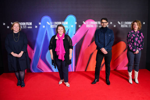 "GBR: ""After Love"" Premiere - 64th BFI London Film Festival"