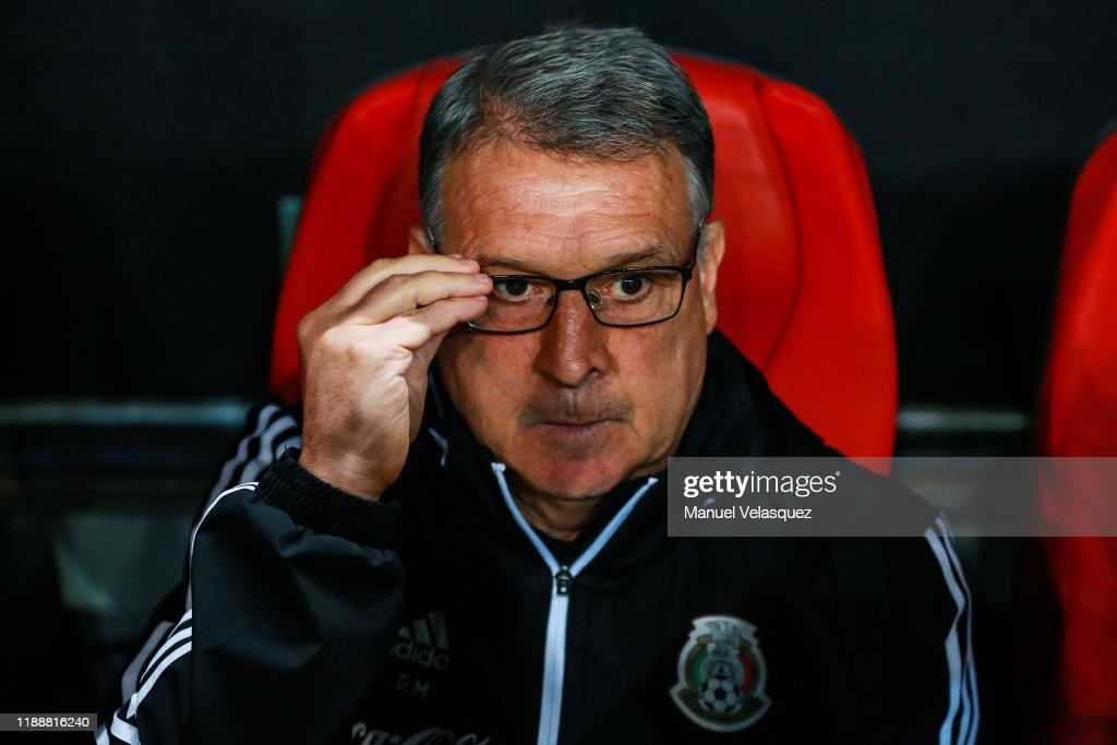 Mexico v Bermuda - CONCACAF Nations League : News Photo