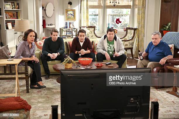 'Gerard's Engagement Party' Pictured Laurie Metcalf as Marjorie Tyler Ritter as Ronny Joey McIntyre as Gerald Jimmy Dunn as Sean and Jack McGee as...