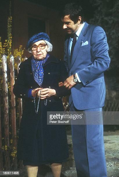 Gerd Baltus Lisa Hellwig ZDFFilm Leute wie du und ich Brille