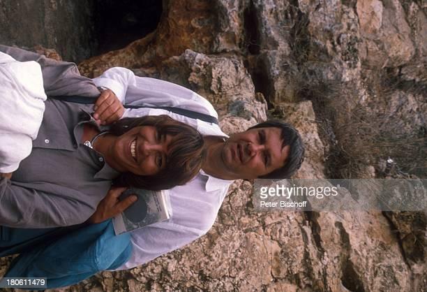 Gerd Baltus mit Ehefrau Brigitte Rokohl Mallorca/Spanien Frau
