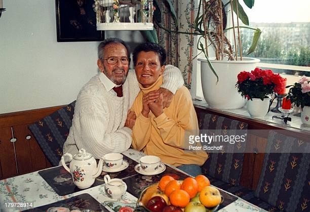 Gerd Vespermann mit Ehefrau Christiane10 Hochzeitstag Homestory
