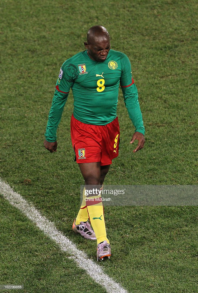 Cameroon v Denmark: Group E - 2010 FIFA World Cup