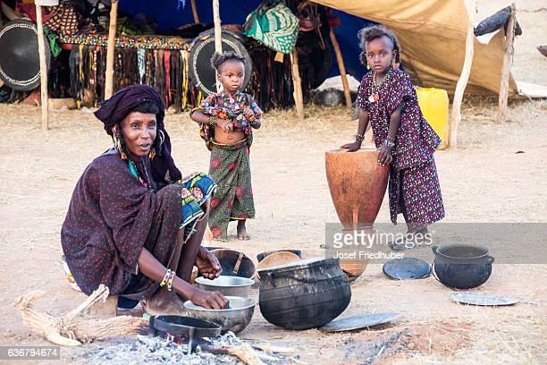 Gerewol Festival Peul nomads Niger