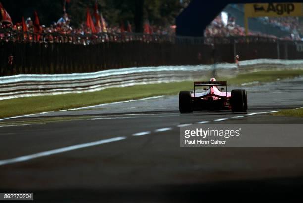 Gerhard Berger, Ferrari 412T1B, Grand Prix of Italy, Autodromo Nazionale Monza, 11 September 1994.