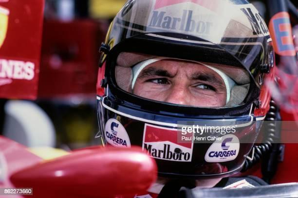 Gerhard Berger, Ferrari F1/87/88C, Grand Prix of France, Circuit Paul Ricard, 03 July 1988.