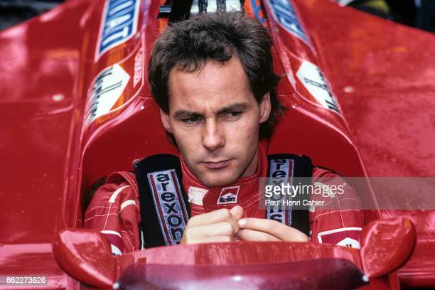 Gerhard Berger, Ferrari F1/87/88C, Grand Prix of Monaco, Circuit de Monaco, 15 May 1988.