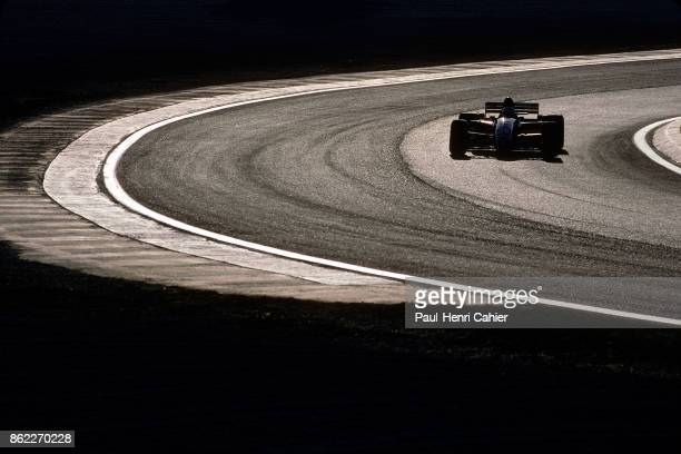 Gerhard Berger Ferrari F93A Grand Prix of Portugal Autodromo do Estoril 26 September 1993