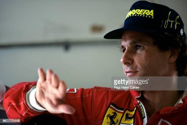 Gerhard Berger Grand Prix of Canada Circuit Gilles Villeneuve 13 June 1993