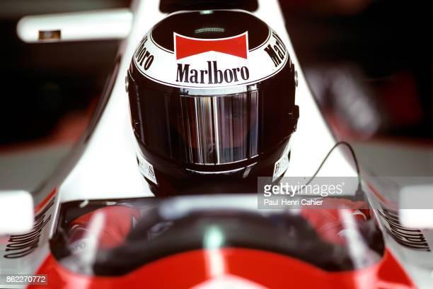Gerhard Berger McLarenHonda MP4/6B Grand Prix of Mexico Autodromo Hermanos Rodriguez Magdalena Mixhuca 22 March 1992