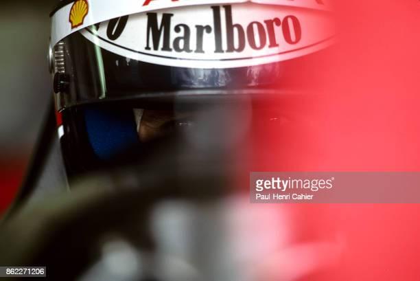 Gerhard Berger, McLaren-Honda MP4/7A, Grand Prix of Canada, Circuit Gilles Villeneuve, 14 June 1992.