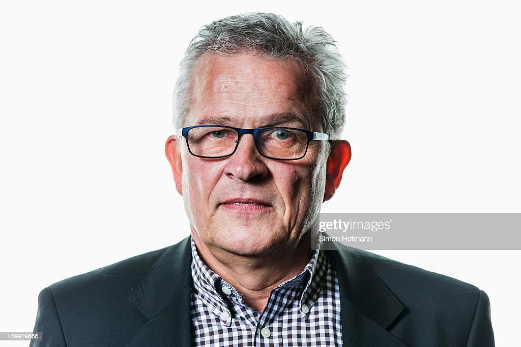 Gerhard Hilgers, manager of 'Hessischer Fussballverband', poses during DFB National Association General Manager - Photocall at DFB Headquarter on December 4, 2014 in Frankfurt am Main, Germany.