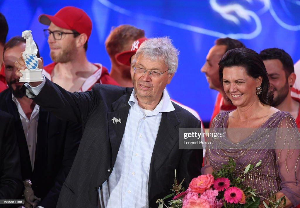 Bayerischer Fernsehpreis 2017 - Show
