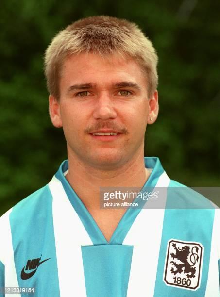 Gerhard Schmidt , Mittelfeldspieler, Neuzugang vom FC Starnberg. Frühere Klubs: FC Starnberg, TSV München 1860, FT Starnberg, SV Krün.