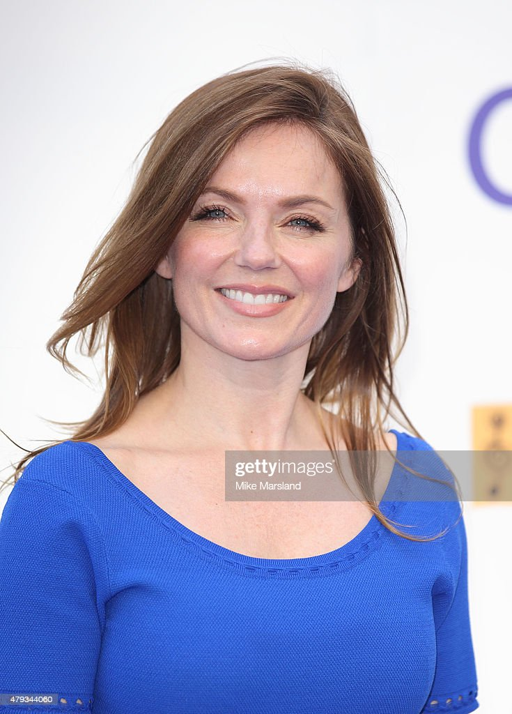 geri halliwell arrives at the nordoff robbins o2 silver clef awards at the grosvenor house hotel - Silver Hotel 2015