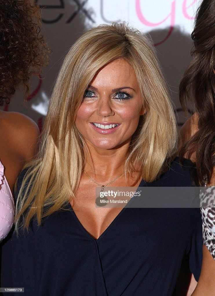 Geri Halliwell Launches Her New Next Swimwear Collection