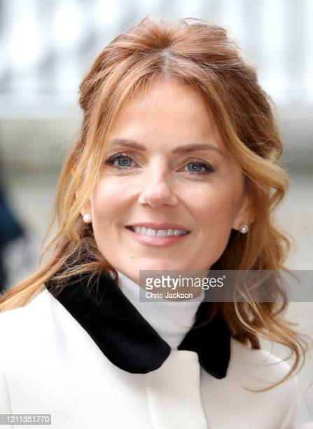 Geri Horner attends the Commonwealth Day Service 2020 at Westminster Abbey on March 09 2020 in London England The Commonwealth represents 24 billion...